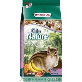 Nature Chip 750 gram - foder til jordegern