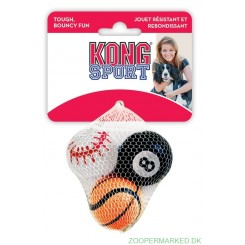 KONG Sport Tennisbolde, 4 cm, 3 stk