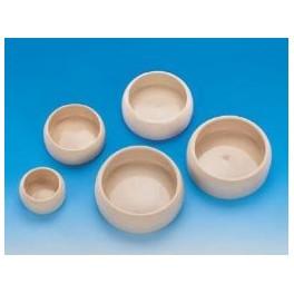 Keramikskål, glaseret