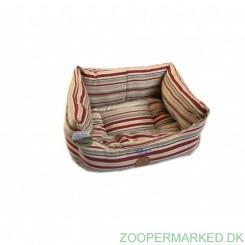 DC Comfort Design Spring rød/stribet small