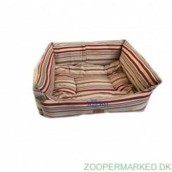 DC Comfort Design Spring rød/stribet large