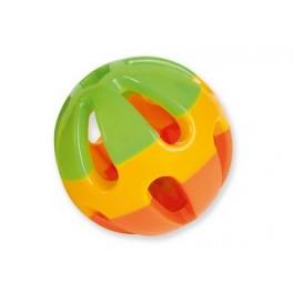 Legebold med klokke 8 cm
